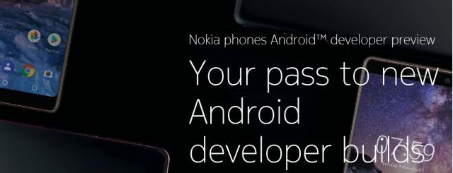 Android 9 Pie (Beta) доступний на Nokia 7 plus