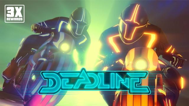 Потрійні винагороди в Deadline!