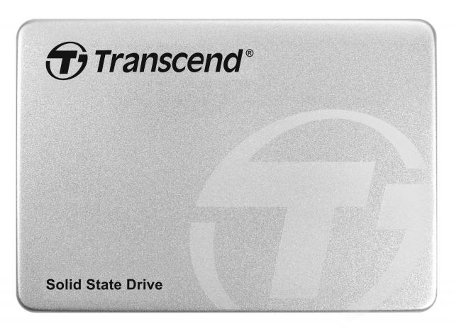 Алюминиевый SSD накопитель Transcend SSD220S