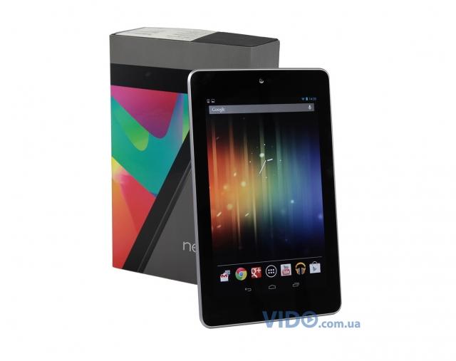 ASUS Nexus 7: самый мощный 7 ̋ планшет