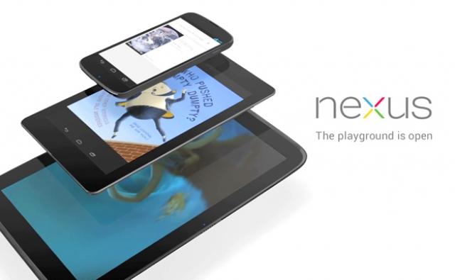 Android 4.2 Jelly Bean теперь доступен для устройств Nexus