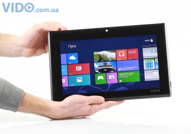 Sony VAIO Duo 11: ультрабук и планшет в одном корпусе