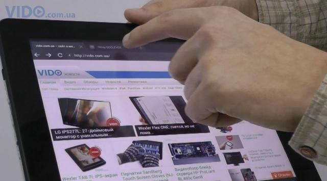 """GoClever TAB R974: доступный Android-планшет с диагональю 9,7"""""""