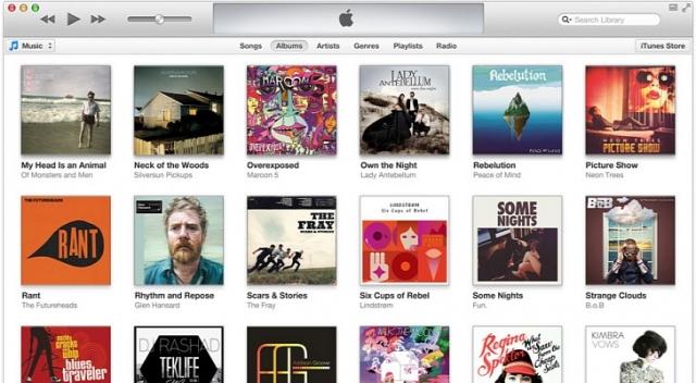 iTunes 11 выходит в свет