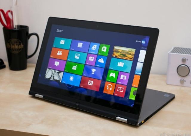 Президент Lenovo: «Компании недооценили спрос на сенсорные устройства»