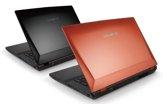 Новый 17-дюймовый ноутбук Gigabyte P2742G для геймеров