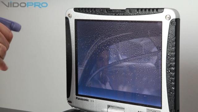 Panasonic Toughbook CF-19 mk5: планшетный компьютер, который умеет держать удар