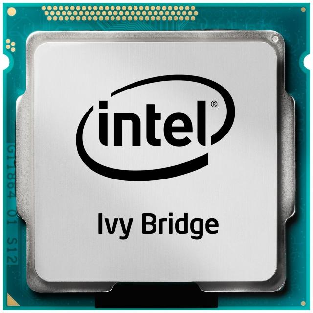 Мобильные процессоры Ivy Bridge появятся в первом квартале 2013