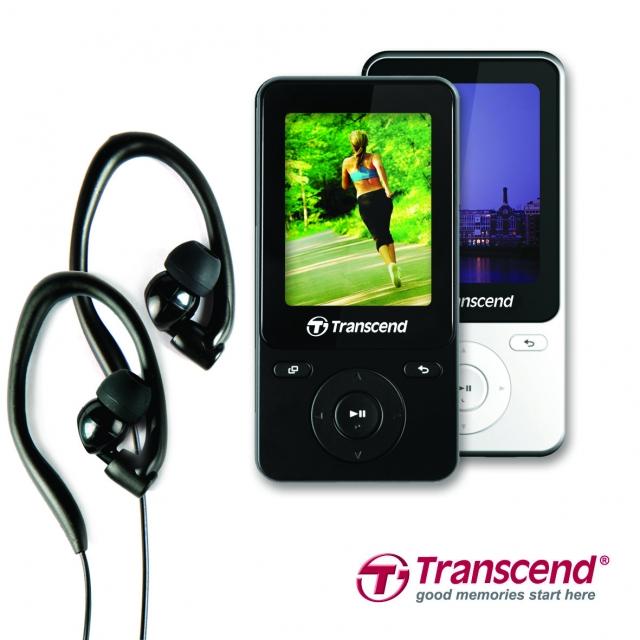 Аудиоплееры Transcend MP710 со встроенным шагомером