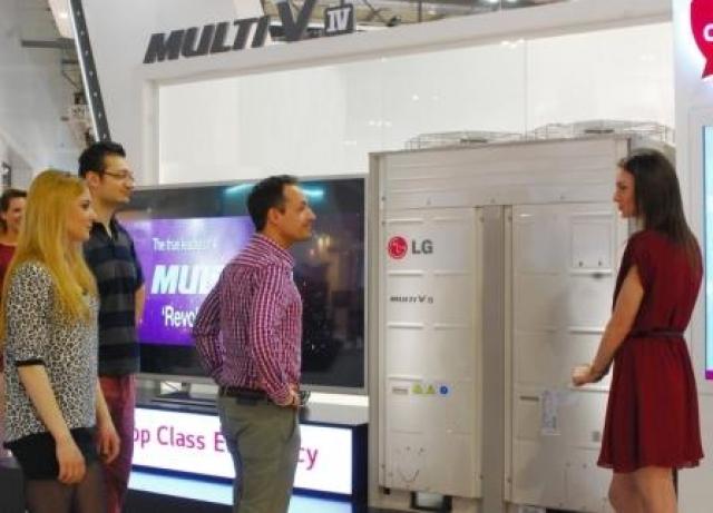 Разнообразие систем обогрева, вентиляции, кондиционирования от LG