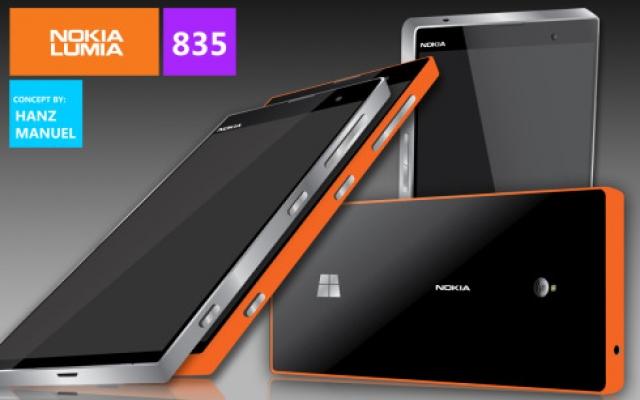 Смартфон моей мечты: функциональная Lumia 835 по доступной цене