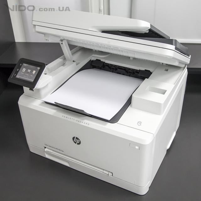 Видеообзор МФУ HP Color LaserJet Pro M277dw: больше чем просто устройство 3-в-1