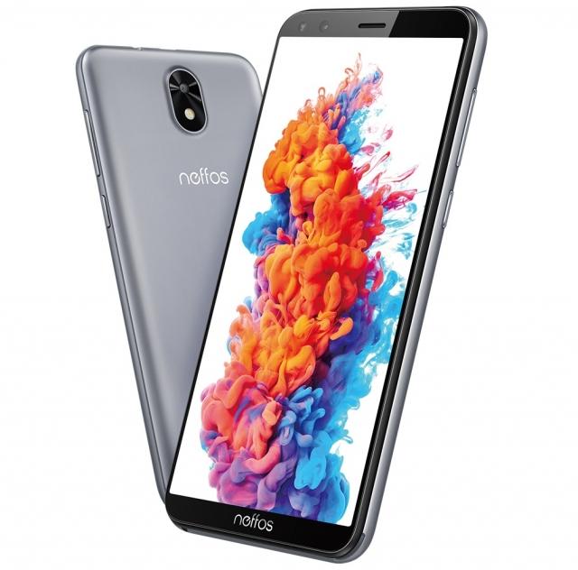 В Україні стартували продажі доступного смартфона TP-Link Neffos C5 Plus
