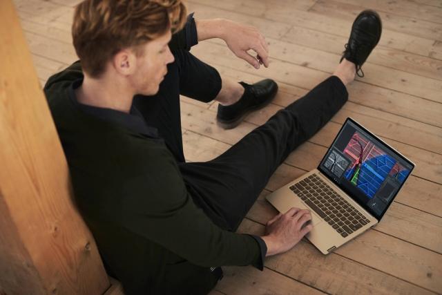 Розумні технології: нові ноутбуки, планшети та монітори для домашнього вжитку від Lenovo