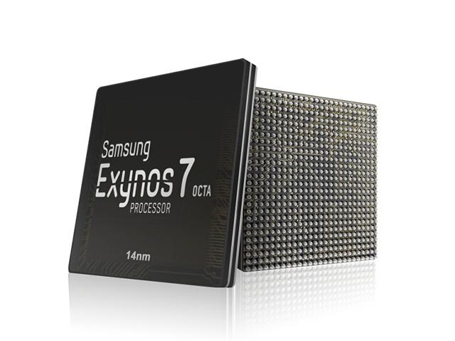 Первые 14-нанометровые 64-битные чипы Samsung Exynos с 8 ядрами нацелены на топовые смартфоны