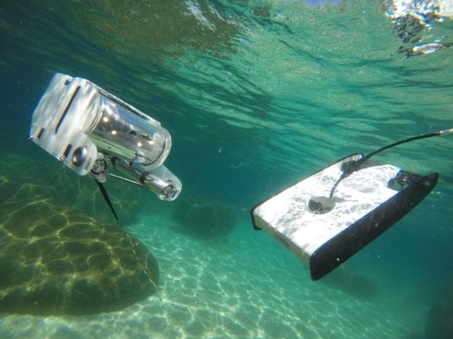 Trident ROV – подводный дрон, о котором мы мечтали
