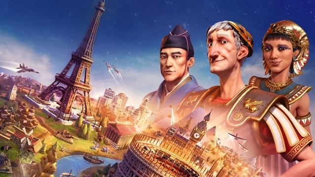 Відеогра Sid Meier's Civilization VI тепер доступна для ігрових консолей Xbox One і PlayStation 4