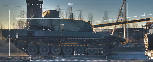 Планы России по созданию танка 3-го поколения