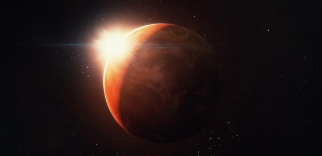 NASA оголосило про конкурс на найкращий проект марсіанської бази