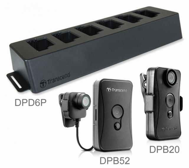 Защищенные нагрудные камеры Transcend DrivePro Body 20 и DrivePro Body 52