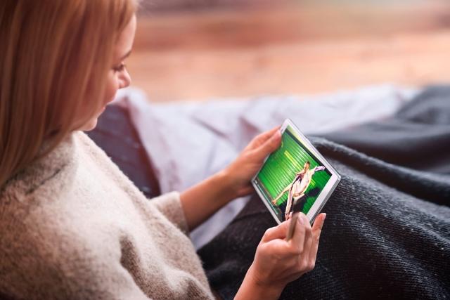 Lenovo представила в Україні планшети Tab 4