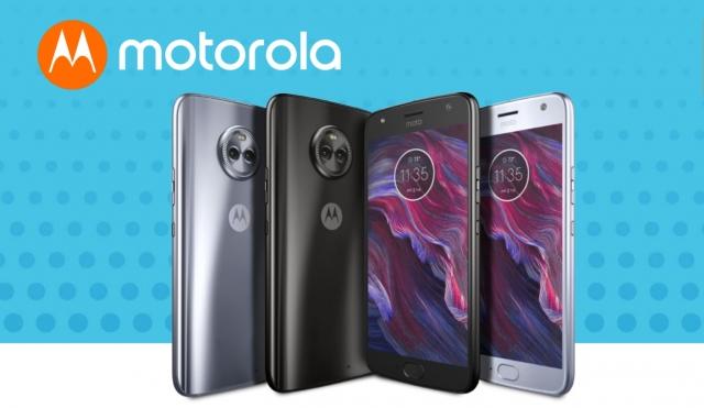 В Україні стартують продажі смартфона Motorola Moto X4 з подвійною камерою