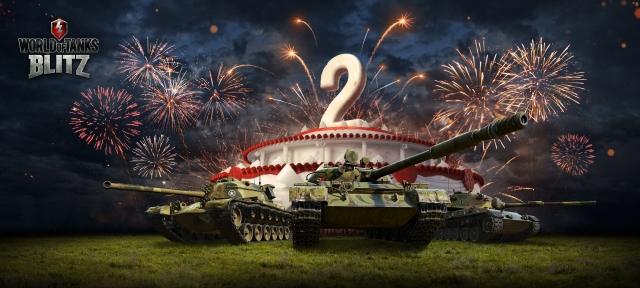 World of Tanks Blitz отмечает два года с момента релиза