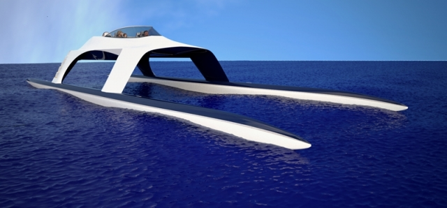 Нове покоління супер-яхт Glider Super Sports 18