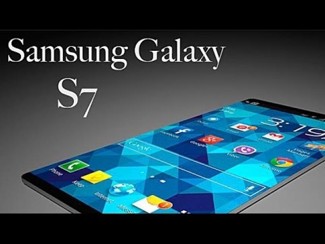 Samsung Galaxy S7 отримає екран, який розпізнає силу натискання