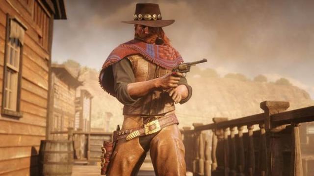 Оновлення для Red Dead Online вийде у грудні