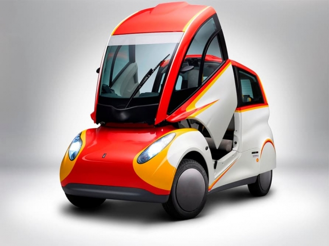 Концепт-кар Shell Project M споживатиме 2,6 літрів палива на 100 км