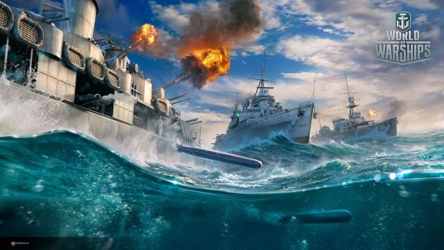 World of Warships: Играй по-немецки