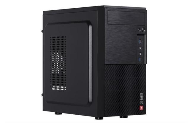 Офісний та домашній ПК на базі корпусів 2E ALFA (Е190) та 2E BASIS (RD860)