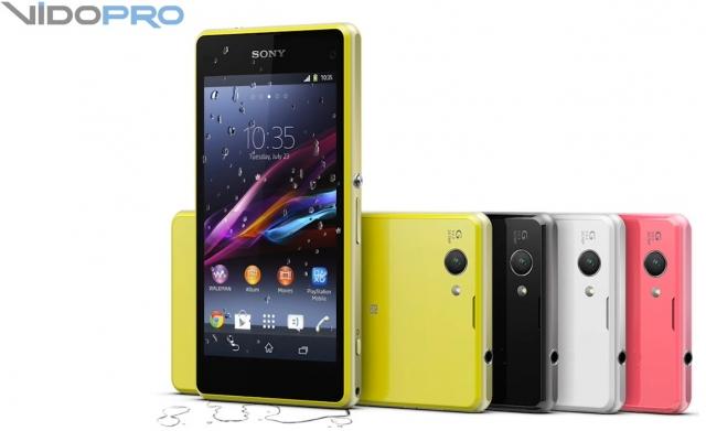 Смартфон Sony Xperia Z1 Compact (видеообзор): универсальный mini
