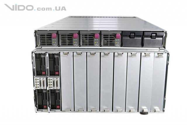 Обзор серверной системы HP Apollo 6000