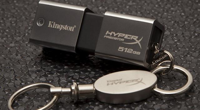 CES 2013: Компания Kingston представила флешку USB 3.0 в 1Тб