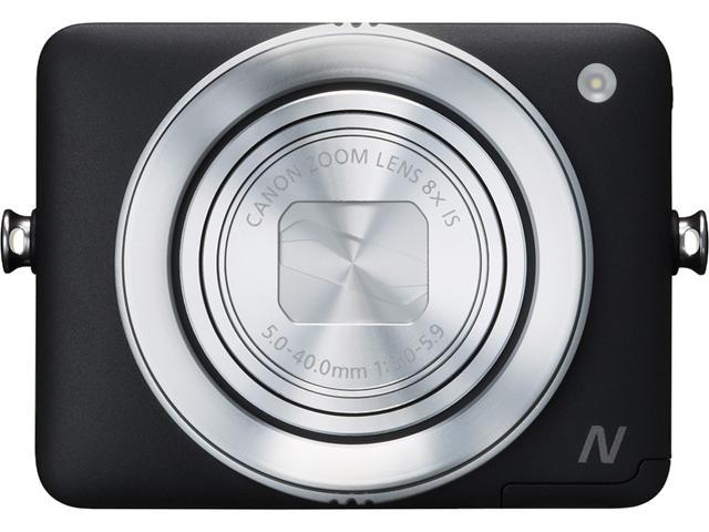 Canon PowerShot N – камера с уникальным дизайном