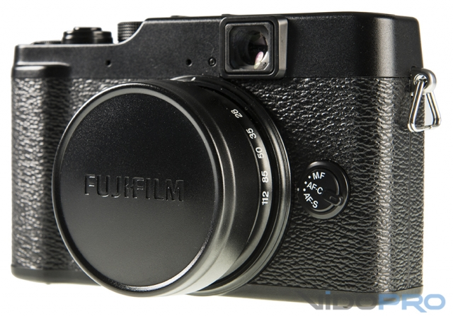 Fujifilm FinePix X10: высокотехнологичное ретро