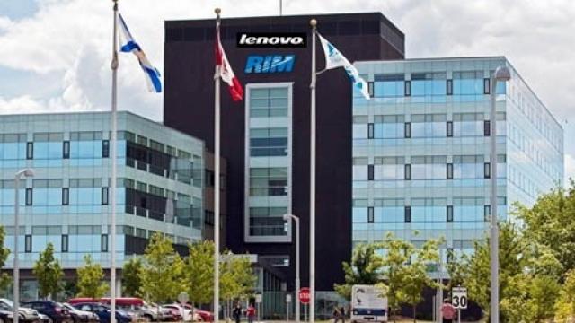Слияние Lenovo и RIM?