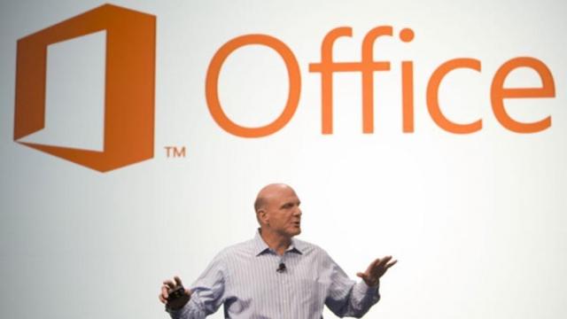 В Microsoft анонсировали новый Office 2013!