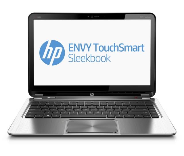 Новое поколение ноутбуков HP Envy на Windows 8