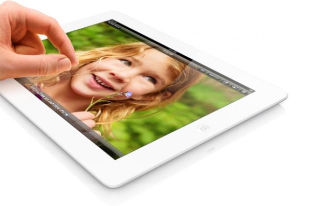 Apple удвоила количество памяти в iPad