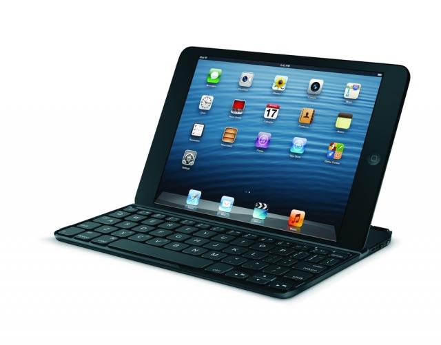 Logitech Ultrathin Keyboard mini - чехол-клавиатура для iPad mini