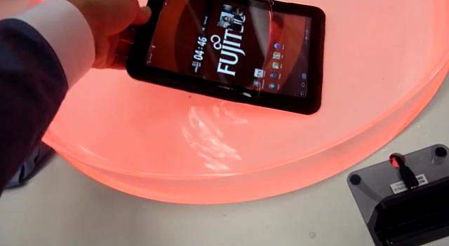 Водонепроницаемый планшет Fujitsu Arrows