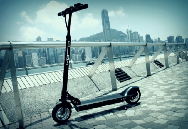 Электрический скутер VOMO за $349