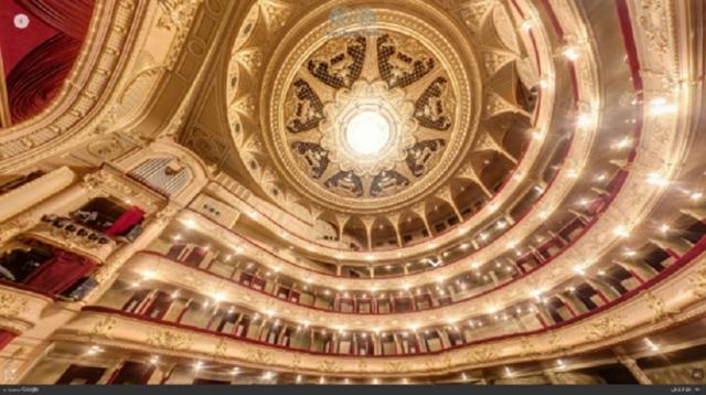 Google запрошує у віртуальний 3D-тур Оперою