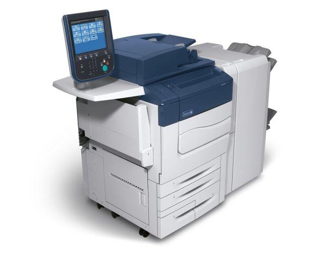 Xerox Color C60 - лучшая промышленная цветная печатная машина