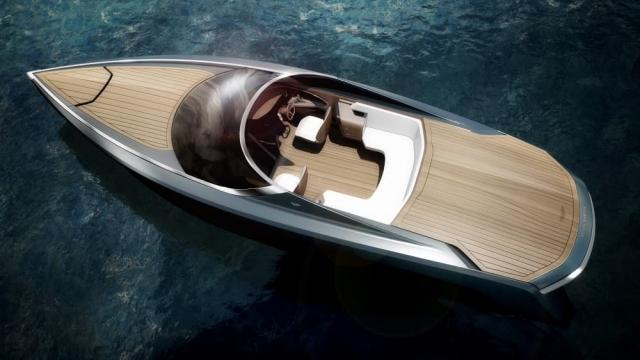 Aston Martin випустить унікальний човен AM37