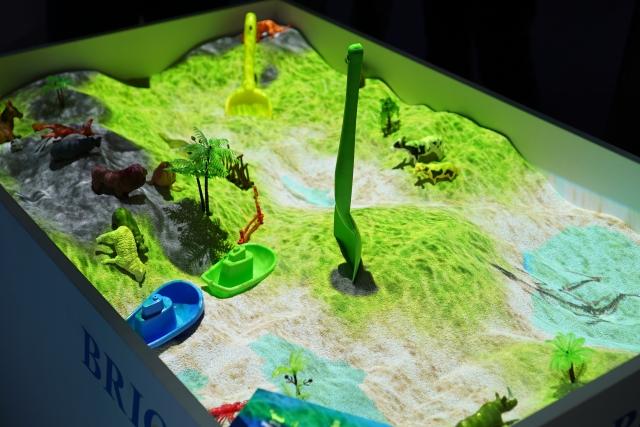 Інтерактивна пісочниця від Briolight та Epson на CEE & CEE Games 2019
