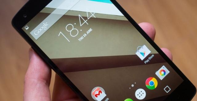 Android L получит поддержку нескольких пользователей